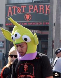 San Francisco Giants, S.F. Giants, photo, 2013, Pixar
