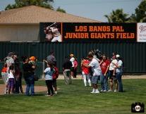 San Francisco Giants, S.F. Giants, photo, 2013, Los Banos, Junior Giants