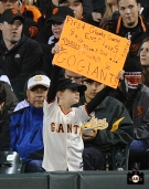 sf giants, photo, may 29, 2013, fans