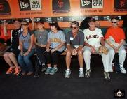 San Francisco Giants, S.F. Giants, photo, 2013, Ball Dude, Giants Community Fund