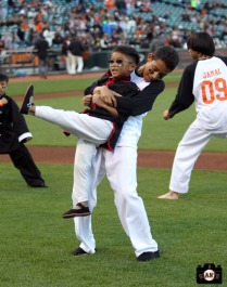 San Francisco Giants, S.F. Giants, photo, 2013, Bruce Lee