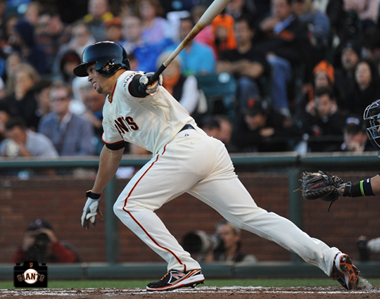 sf giants, 2013, photo