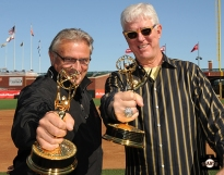 sf giants, photo, duane kuiper, mike krukow, 2013 Emmy Awards,