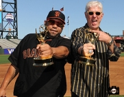 sf giants, photo, 2013 Emmy Awards, mike krukow