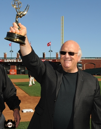 sf giants, photo, 2013 Emmy Awards, jon miller