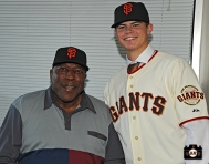 Willie McCovey, Christian Arroyo