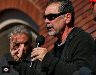 Bruce Bochy, june 22, 2013, sf giants, photo, season ticket member appreciation day, fans,