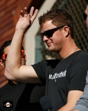 matt cain, june 22, 2013, sf giants, photo, season ticket member appreciation day, fans,