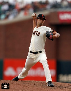 San Francisco Giants, S.F. Giants, photo, 2013, Jake Dunning