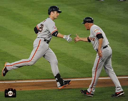 june 25, 2013, sf giants, photo, tim flannery