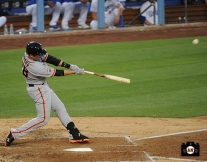 june 26, 2013, sf giants, photo, dodgers, home run