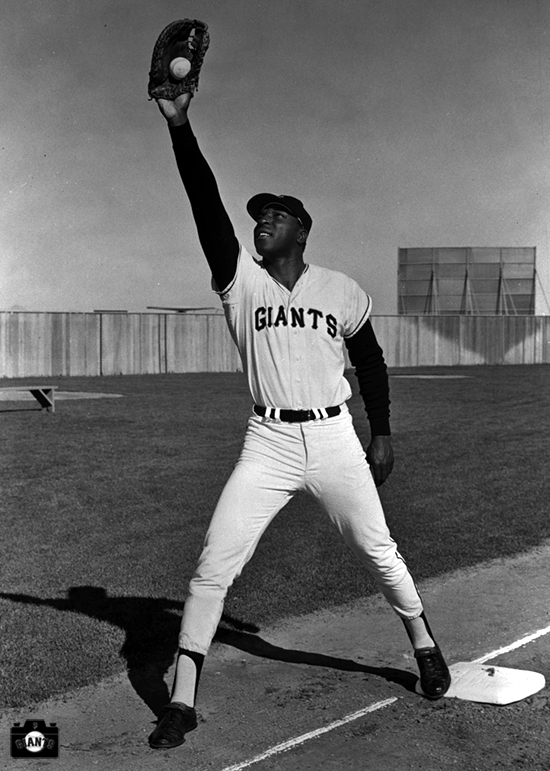 sf giants, willie mccovey, photo