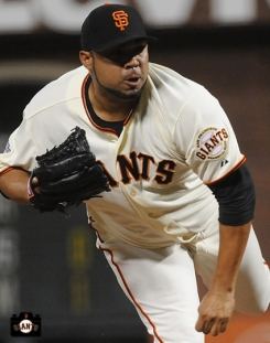 2013 sf giants, photo, jose mijares