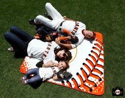 San Francisco Giants, S.F. Giants, photo, 2013, Ron Wotus