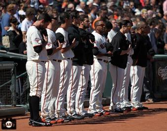 San Francisco Giants, S.F. Giants, photo, Team