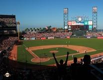 San Francisco Giants, S.F. Giants, photo, AT&T Park