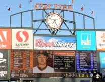 july 9, 2013, sf giants, photo, kensuke tanaka major league debut, at&t park,