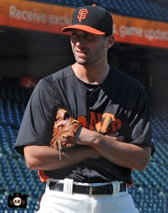 San Francisco Giants, S.F. Giants, photo, 2013, Jeff Francoer