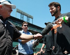 San Francisco Giants, S.F. Giants, photo, 2013, All Blacks, George Kontos