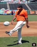 San Francisco Giants, S.F. Giants, photo, 2013, All Blacks, Pablo Sandoval