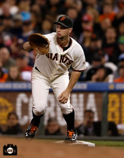San Francisco Giants, S.F. Giants, photo, 2013, Brandon Belt