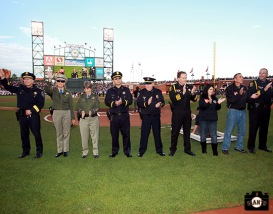 San Francisco Giants, S.F. Giants, photo, 2013, SFPD