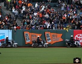 San Francisco Giants, S.F. Giants, photo, 2013, SFPD