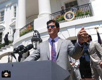 july 29, 2013, sf giants, visit the white house, president Obama, 2012 world champions,