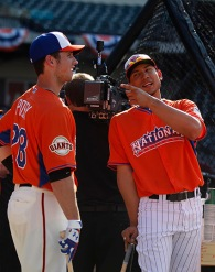 july 16, 2013, sf giants, all-star game citi field, photo