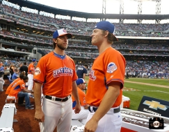 july 15, 2013, sf giants, all-star game, home run derby, photo