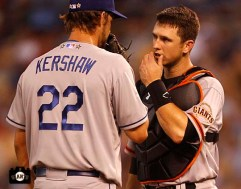 2012 all-star game, sf giants, buster posey, clayton kershaw