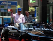 july 16, 2013, sf giants, photo, red carpet parade, all-star game