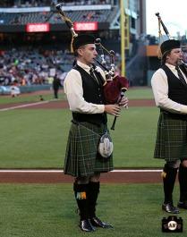 San Francisco Giants, S.F. Giants, photo, 2013, Irish Heritage Night