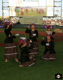 San Francisco Giants, S.F. Giants, photo, 2013, Filipino Heritage Night