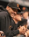 august, 2013, sf giants, photo, tropicana field, on the rail