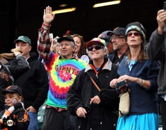San Francisco Giants, S.F. Giants, photo, 2013, Grateful Dead, Fans