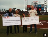 San Francisco Giants, S.F. Giants, photo, 2013, Grateful Dead, Trixie Garcia, Bill Walton