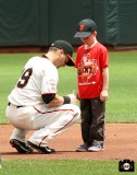 San Francisco Giants, S.F. Giants, photo, 2013, Junior Giants, Marco Scutaro