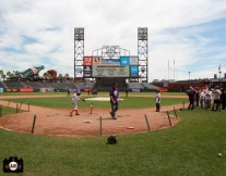 San Francisco Giants, S.F. Giants, photo, 2013, Junior Giants