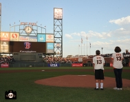 august 19, 2013, sf giants, boston red sox, boston strong, photo