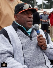 San Francisco Giants, S.F. Giants, photo, 2013, Harding Park, Willie McCovey Golf Classic, Willie McCovey