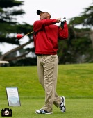 San Francisco Giants, S.F. Giants, photo, 2013, Harding Park, Willie McCovey Golf Classic, Randy Winn