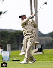 San Francisco Giants, S.F. Giants, photo, 2013, Harding Park, Willie McCovey Golf Classic, Mike Felder