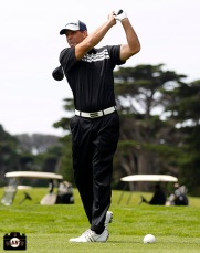 San Francisco Giants, S.F. Giants, photo, 2013, Harding Park, Willie McCovey Golf Classic, Robb Nen