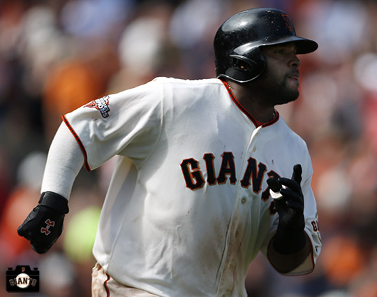 San Francisco Giants, S.F. Giants, photo, 2013, Pablo Sandoval