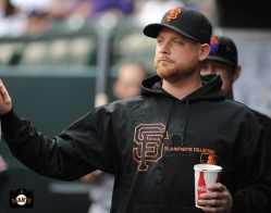 2013, sf giants, photo, chad gaudin