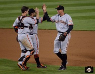San Francisco Giants, S.F. Giants, photo, 2013, Hunter Pence