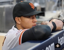september 3, 2013, sf giants, major league debut, photo