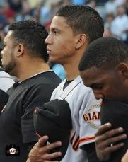 september 3, 2013, sf giants, major league debut, photo