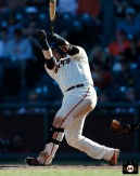 San Francisco Giants, S.F. Giants, photo, 2013, Hector Sanchez